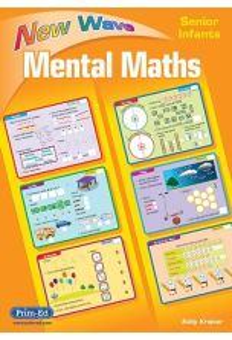 The New Wave Mental Maths (Senior Infants)