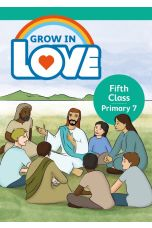 Grow In Love 7 Pupil Book, 5th Class