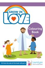 Grow In Love Colouring Book