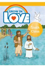 Grow In Love Pupil Book, 6th Class