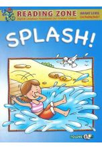 Splash: Reading Zone Book 3 (Junior Infants)