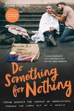 Do Something for Nothing : Seeing beneath the surface of homelessness, through the simple act of a haircut