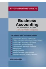 Business Accounting: For Businesses Of All Types