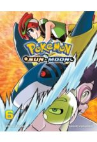 Pokemon: Sun & Moon, Vol. 6 : 6