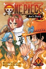 One Piece: Ace's Story, Vol. 1 : Formation of the Spade Pirates : 1