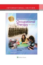 Willard and Spackman's Occupational Therapy (Thirteenth, International Edition)