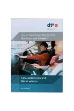 Official Driver Theory Test 9th Ed Cars, Motorcycles and Works Vehicles Book
