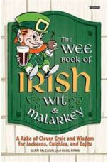 The Wee Book of Irish Wit and Malarkey (Paperback)